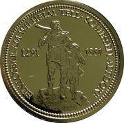 1 oz Platinum (Wilhelm Tell) – obverse