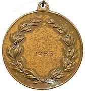 Shooting Medal - Heby Skytteförening – reverse