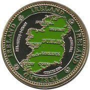 Good Luck Coin - Ireland – reverse