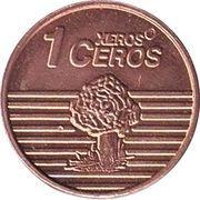 1 Xeros Ceros (Andorra Euro Fantasy Token) – reverse