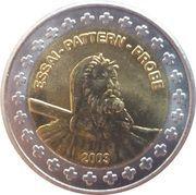 2 Europ (Switzerland Euro Fantasy Token) – obverse