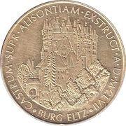 Token - Burg Eltz (30.1 mm) – reverse