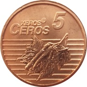5 Xeros Ceros – reverse