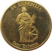 Token - Church of Saint Eufemia (Rovinj) – reverse