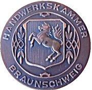 Medal - Chamber of Trade Braunschweig – obverse