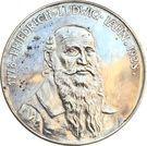 Medal - 150th birthday of Friedrich Ludwig Jahn – obverse