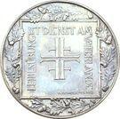 Medal - 150th birthday of Friedrich Ludwig Jahn – reverse