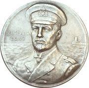 Medal - Lieutnant Berg naval succeses on SMS Möwe – obverse