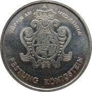 Medal - Festung Königstein – obverse