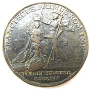 Medal - Coronation of Francis I to Holy Roman Emperor – obverse