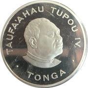 5 Pa'anga (International Games - Judo) – obverse