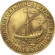 Medal - Centenary of the naval museum – obverse