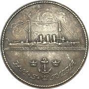 Medal - HMS Flygia – obverse