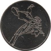 Monnaie de Paris Tourist Token - Exposition Thomas Schütte (Blume) – obverse