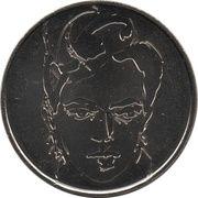 Monnaie de Paris Tourist Token - Exposition Thomas Schütte (Luise) – obverse
