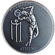 500 Sika (Convex - Athens Olympics) – reverse