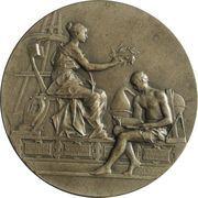 Medal - Brevet élémentaire – obverse