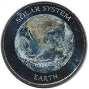 1 Rupee (Earth) – reverse