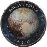 1 Rupee (Pluto) – reverse