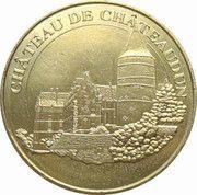 Monnaie de Paris Tourist Token - Château de Châteaudun – obverse