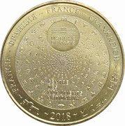 Monnaie de Paris Tourist Token - Château de Châteaudun – reverse