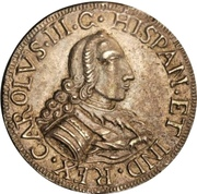 Proclamation Medal - Charles III. – obverse