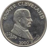 5 Dollars (Grover Cleveland, First Term) – reverse