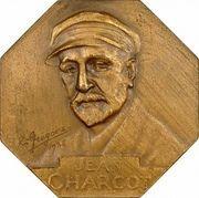 Medal - Jean-Baptiste Charcot – obverse