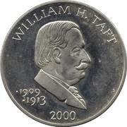 5 Dollars (William H. Taft) – reverse
