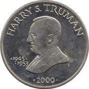 5 Dollars (Harry S. Truman) – reverse