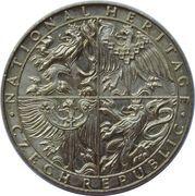 National Heritage Czech Republic - Praha – reverse