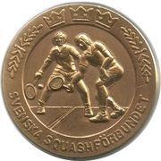 Medal - Svenska Squashforbundet – obverse