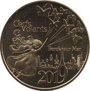 Monnaie de Paris Tourist Token - Berck-sur-Mer (Cerfs volants) – obverse
