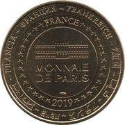 Monnaie de Paris Tourist Token - Berck-sur-Mer (Cerfs volants) – reverse