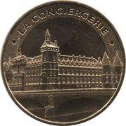 Monnaie de Paris Tourist Token - La Conciergerie – obverse