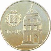 Monnaie de Paris Tourist Token - Dreux (le Beffroi) – obverse