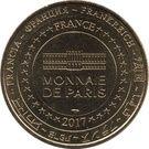 Monnaie de Paris Tourist Token - Eglise Saint Pierre – reverse