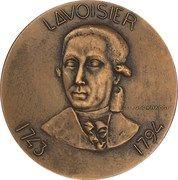 """Medal - Compagnie Maritimes des Chargeurs Réunis """"Lavoisier"""" – obverse"""