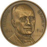 """Medal - Compagnie Maritimes des Chargeurs Réunis """"Edouard Branly"""" – obverse"""