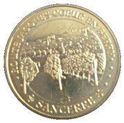 Monnaie de Paris Tourist Token - Sancerre (Route Jacques cœur en Berry) – obverse