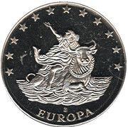10 Euro (Europa) – reverse