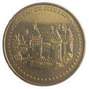 Monnaie de Paris Tourist Token - Château de Pierrefonds – obverse
