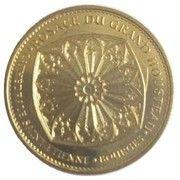 Monnaie de Paris Tourist Token - Rosace du grand housteau (Cathédrale sainte Étienne Bourges) – obverse