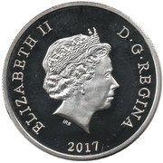 2 Pounds - Elizabeth II (Nelsons islands) – obverse