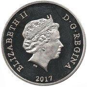 2 Pounds - Elizabeth II (Peros Banhos islands) – obverse