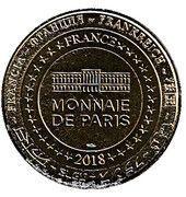 Monnaie de Paris Tourist Token - Ossuaire de Douaumont – reverse