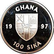 100 (Sika Marine Life Protection) – obverse