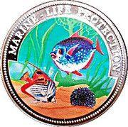 100 (Sika Marine Life Protection) – reverse