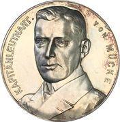 Medal - Kapitänleutnant von Mücke and the Emden II – obverse