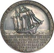 Medal - Kapitänleutnant von Mücke and the Emden II – reverse